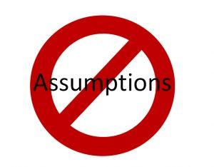 wrong-assumption