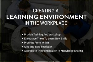 Learning Environment In The Workplace