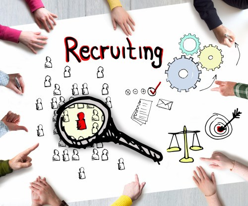 Recruiting with SEO practices
